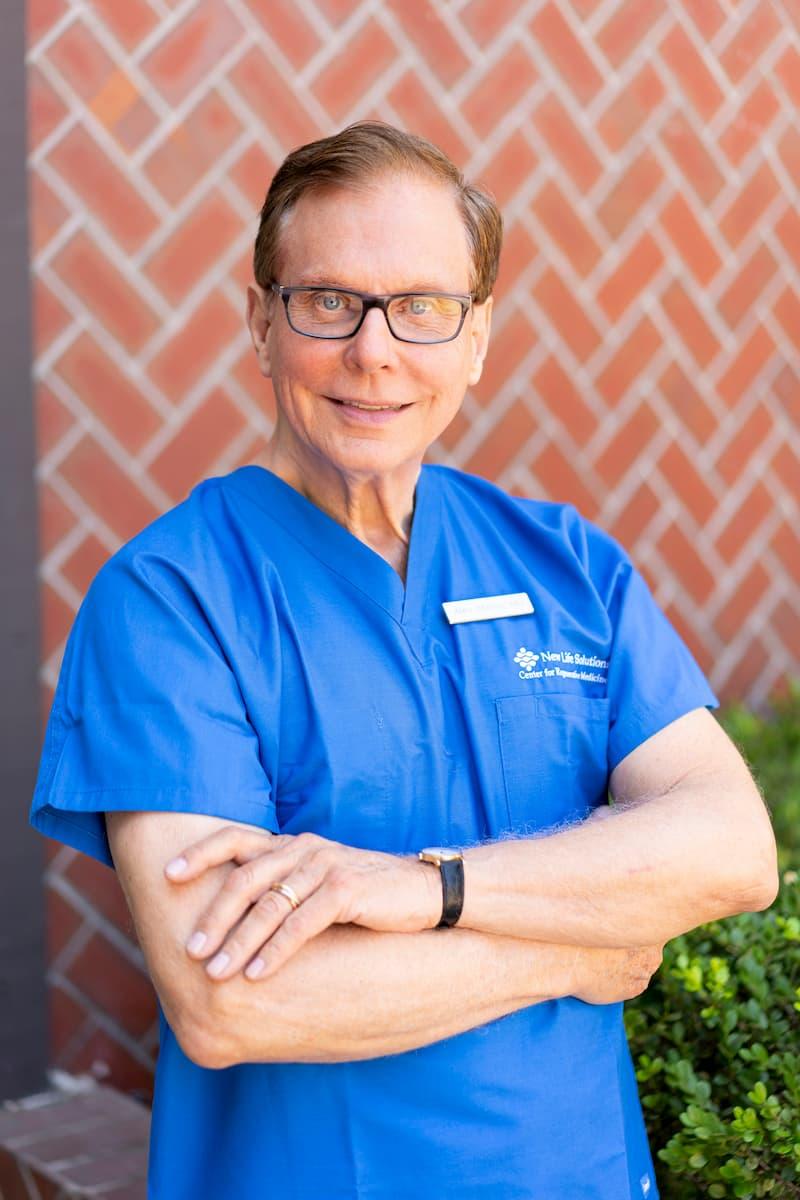 Alex Martin, MD, Medical Director